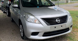 Nissan Latio 2014