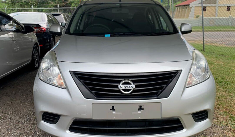 Nissan Latio 2014 full