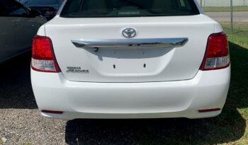 Toyota Axio 2015 full