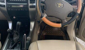 Toyota Prado 2007 full
