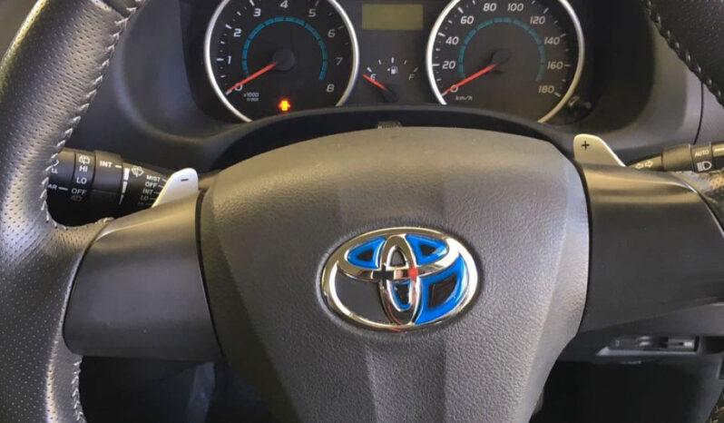 Toyota Wish 2011 full