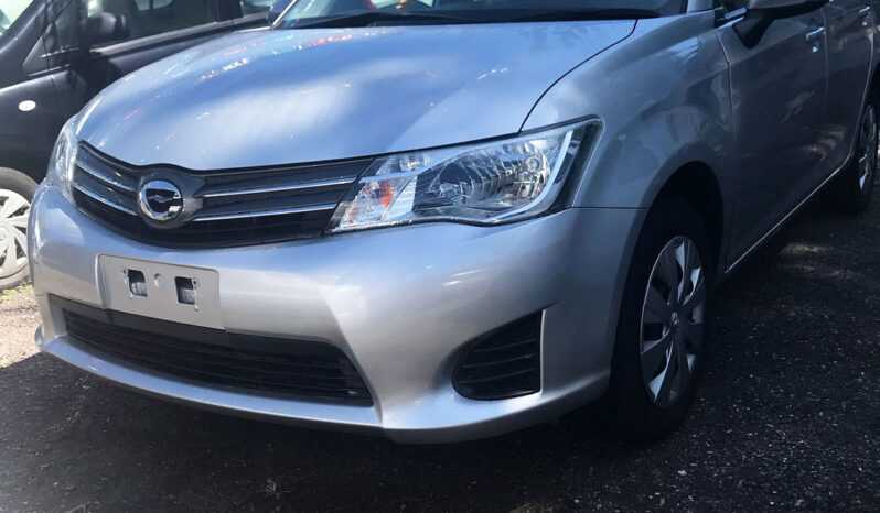 Toyota Axio 2012 full