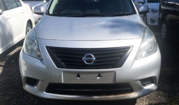 Nissan Latio 2013 full