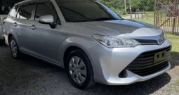 Toyota Fielder 2015