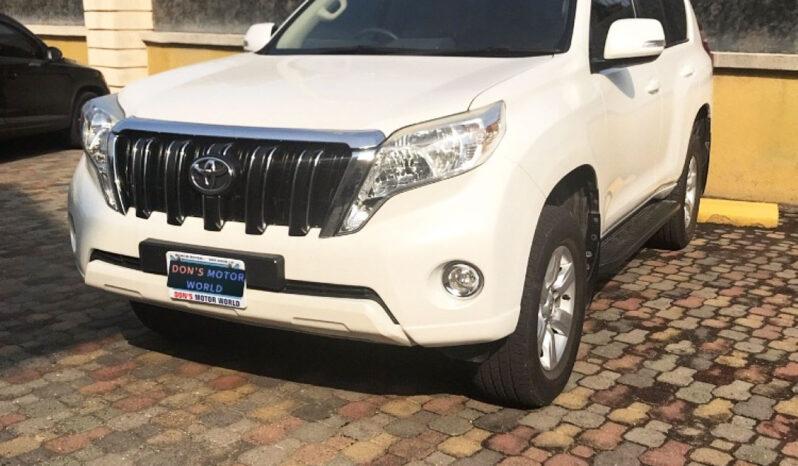 Toyota Prado TXL 2014 full