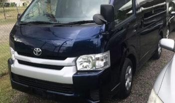 Toyota Hiace 2015 full