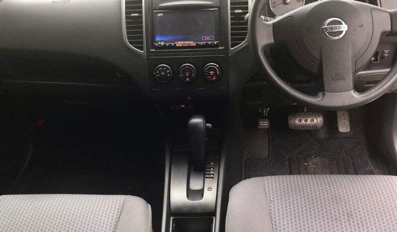 Nissan Note 2015 full