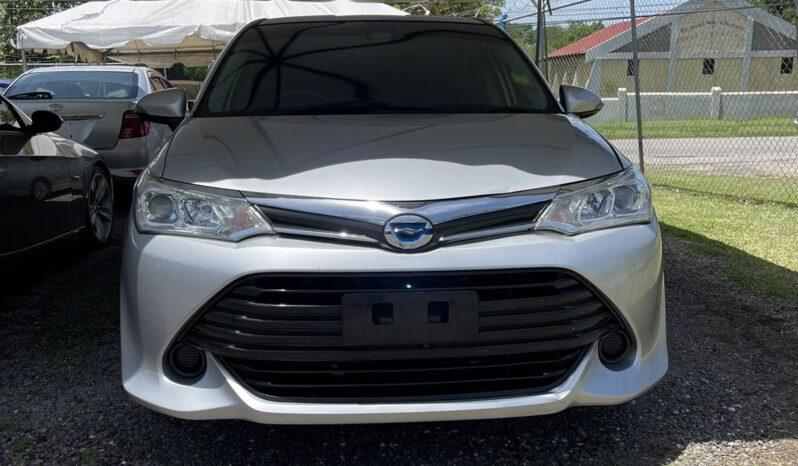 Toyota Fielder 2015 full