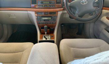 Toyota Mark2 2001 full