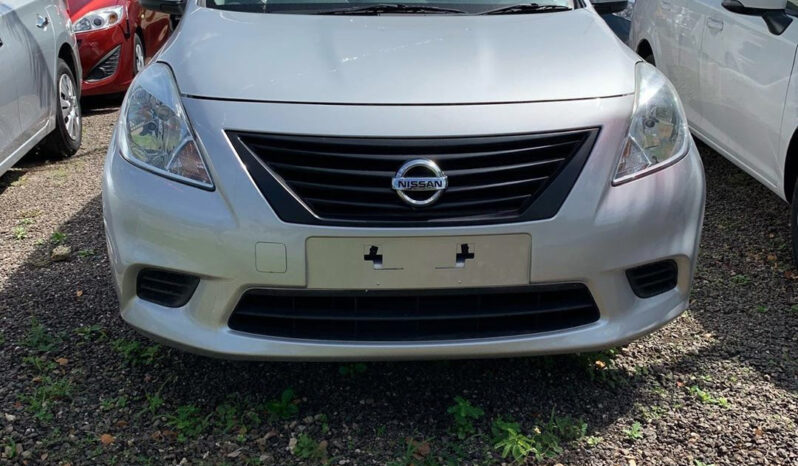 Nissan Latio 2014 full