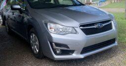 Subaru Impreza G4 2015