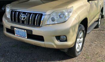 Toyota Prado TXL 2010 full