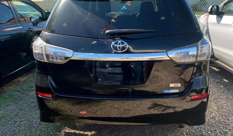 Toyota Wish 2014 full