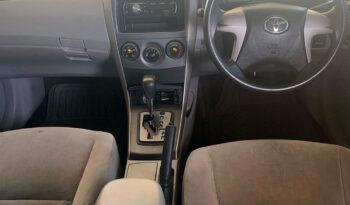Toyota Corolla XLi 2013 full