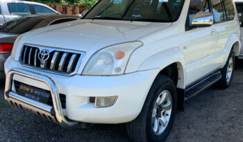 Toyota Prado VX 2009 full