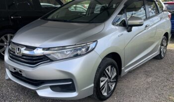 Honda Fit Shuttle 2015 full