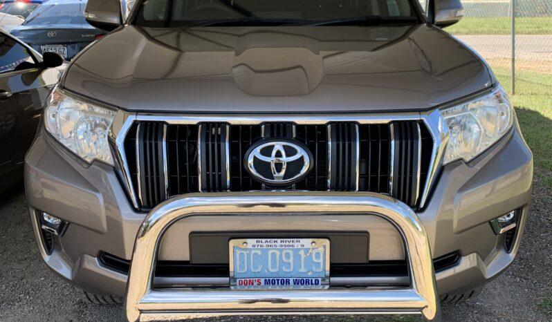 Toyota Prado TXL 2018 full