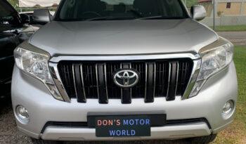 Toyota Prado TXL 2015 full